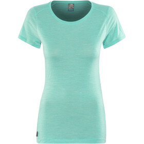 Icebreaker Sphere - T-shirt manches courtes Femme - turquoise
